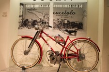 Ducati's 1st ever motorcycle was a converted bicycle