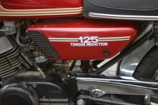 125cc with Torque Induction!