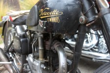 Velocette was the bike to beat back in the day