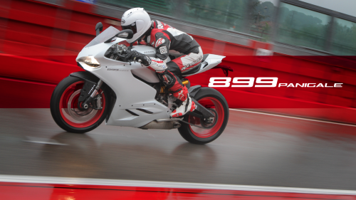 Ducati 899 Panigale Review