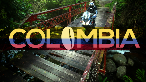 Colombia MotoGeo Adventure