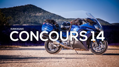 Kawasaki Concours 14 ABS Review