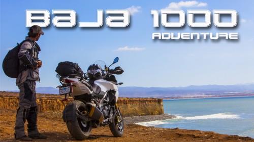 Baja 1000 Adventure