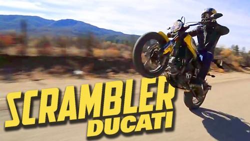 Scrambler Ducati Review Video