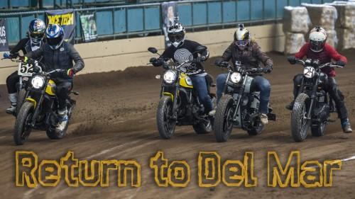 Return to Del Mar - Flattrack