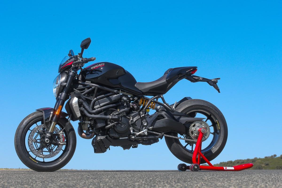 Ducati Monster 1200R First Ride - MotoGeo Review - MotoGeo