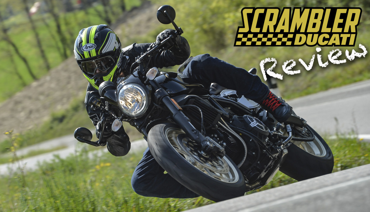 Cafe Racer Ducati Scrambler Motogeo Review Motogeo
